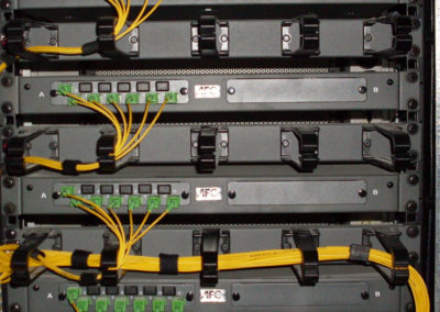 rc matv server smatv rack cables header
