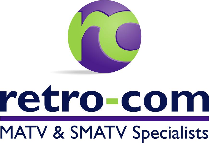 Retro-com Logo
